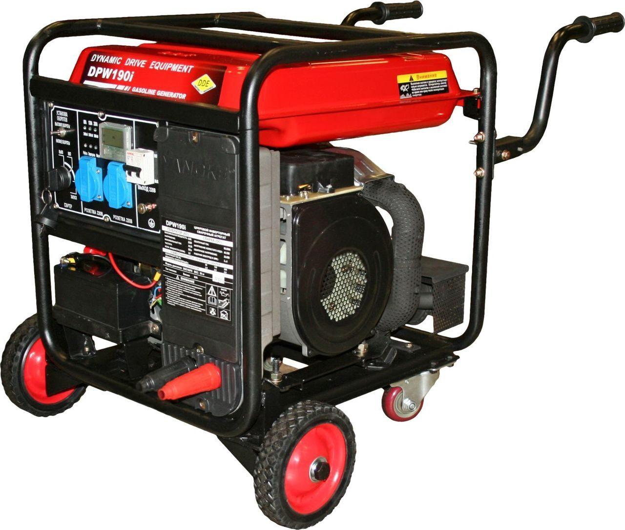 инструкция по эксплуатации электростанция dde dpg 1101 i